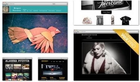 Wix: Exemplos de sites ativos