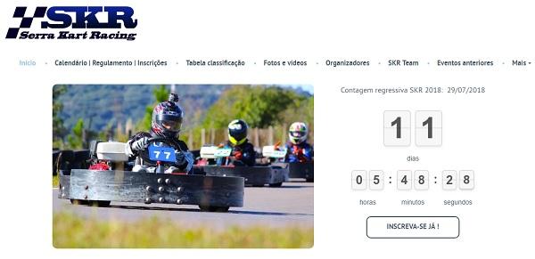 Serra Kart Racing
