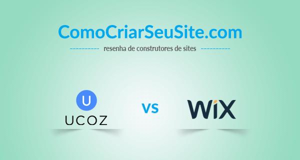 uCoz x Wix