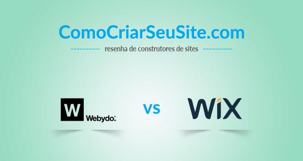 Webydo vs Wix