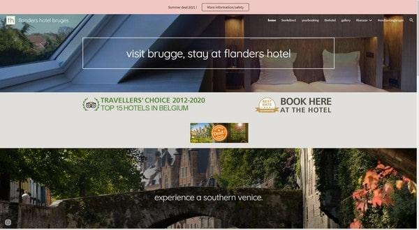 Flanders Hotel Bruges