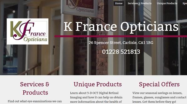 K-France Oculistas
