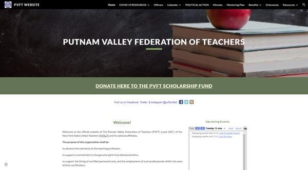 Putnam Valley Federation of Teachers