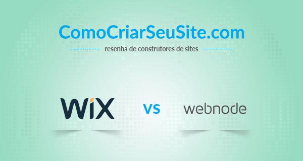 wix ou webnode