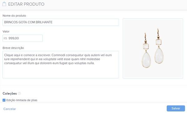 Webnode Loja Online