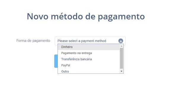 Webnode add payment