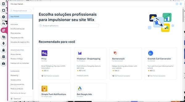 wix app