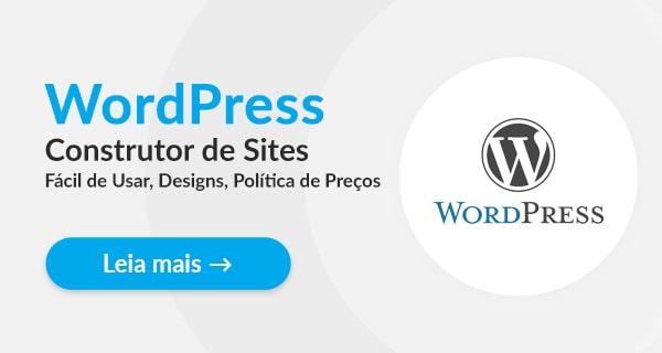 CMS WordPress – Análise