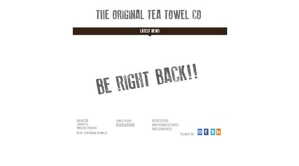 The Original Tea Towel Co.