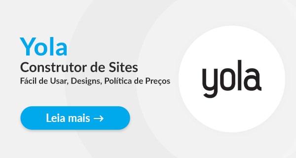 Criador de Websites Yola – Análise